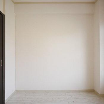 洋室は6帖のサイズ