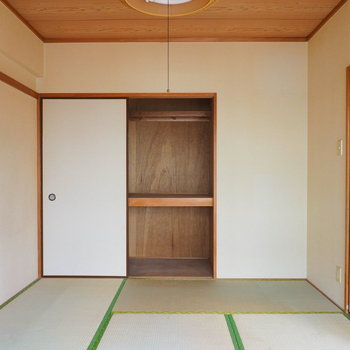 【工事前】畳の和室も無垢床に返信させます