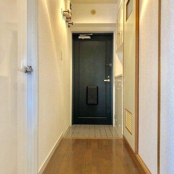 次は廊下に行ってみましょう!