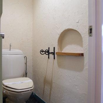 トイレは海外風※写真は前回募集時のものです