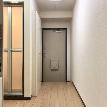 ※写真は2階の同間取り別部屋のものです