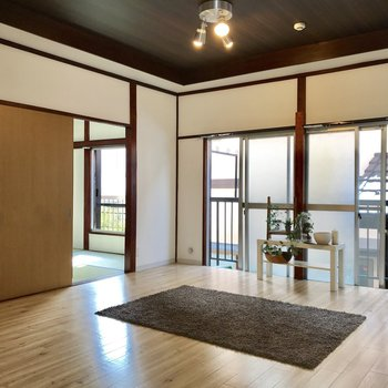 【LDK】暮らしは、賑やかな方がいい※家具はサンプルになります