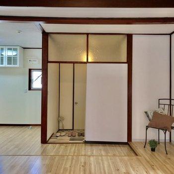 【LDK】子供も元気にはしゃげますよ※家具はサンプルになります