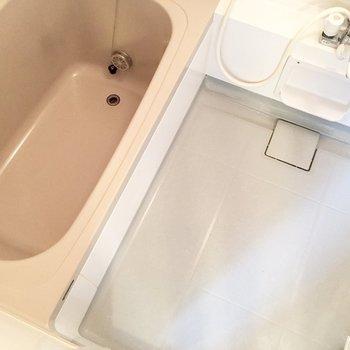 お風呂は特に特徴はないけど、それも良い良い。