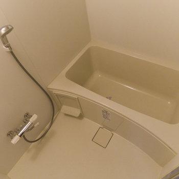 お風呂はスタンダード。