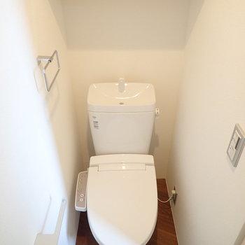 トイレは別部屋に。※写真は前回募集時のものです