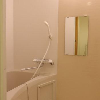 コンパクトながらも清潔感があって◎※写真は2階同間取り別部屋のものです