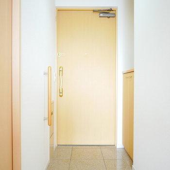 玄関※写真は前回募集時のものです。