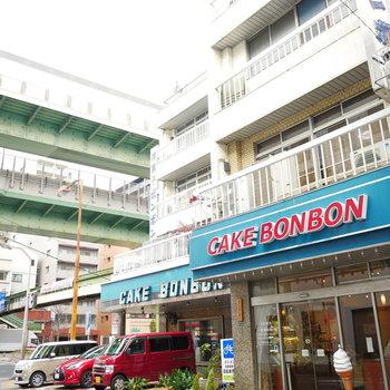 おすすめのレトロ洋菓子店