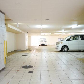駐車場※写真は前回募集時のものです。