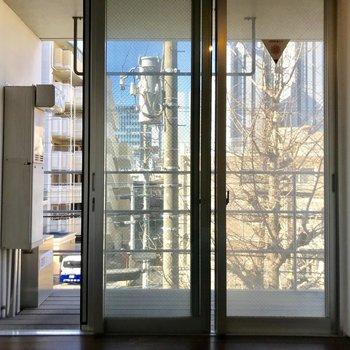 【3F】こちらも大きめの窓で開放感あります。