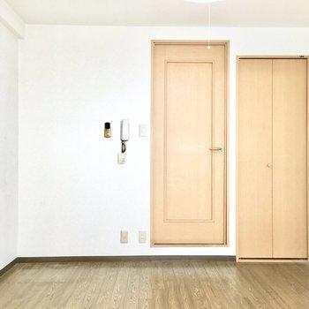 家具の配置がしやすそう◎