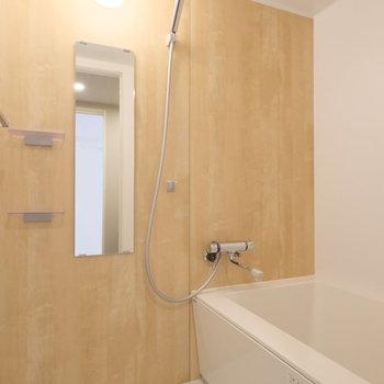 【イメージ】お風呂もフル交換!水回りが綺麗になるのは嬉しいポイント◎