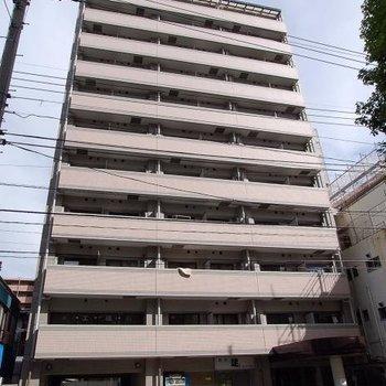 パークノヴァ横浜阪東橋弐番館