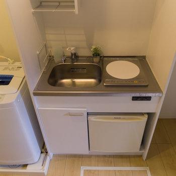 冷蔵庫と洗濯機を買わなくていいのは助かるね。