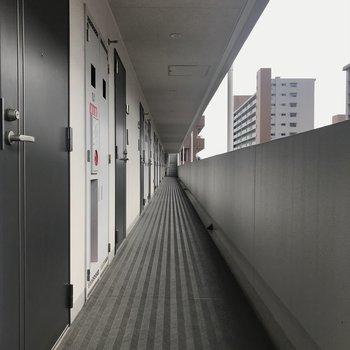 ながーーい廊下