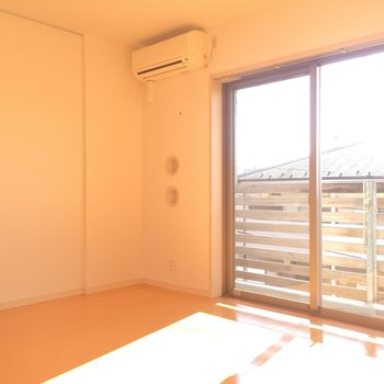 別の角度からお部屋をどうぞ。※写真は3階同間取り別部屋のものです