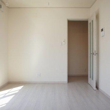 シンプルなお部屋がいい。