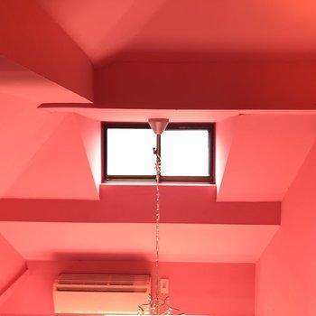 天井が高いと気持ちいいですよね。