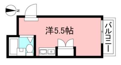 東京、女子寮暮らし。 の間取り