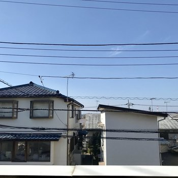 【上階眺望】抜けています〜