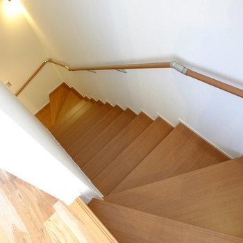 1階に行ってみましょう!
