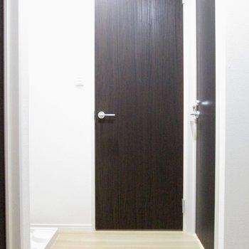 廊下に出て見ましょう〜