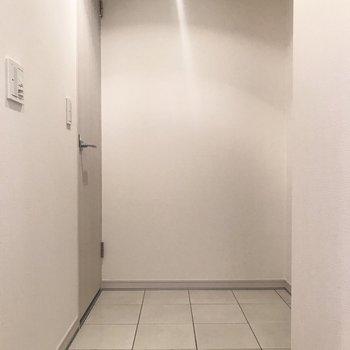 ここにも扉?