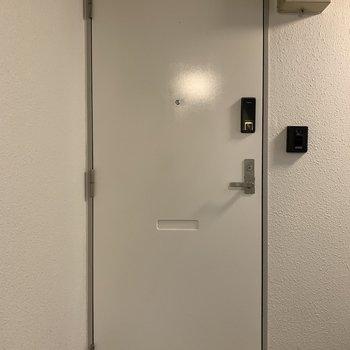 部屋番号可愛すぎる〜◎