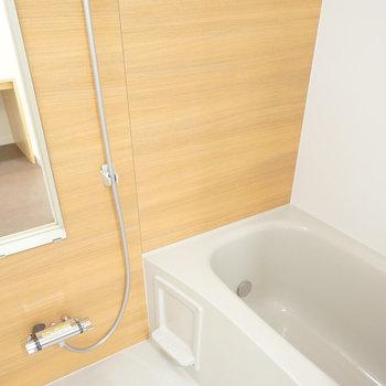 お風呂も新設です!※写真はイメージです。