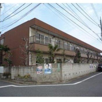 武蔵関アパート1号棟