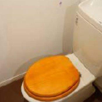 【イメージ】既存トイレに木製便座を設置!