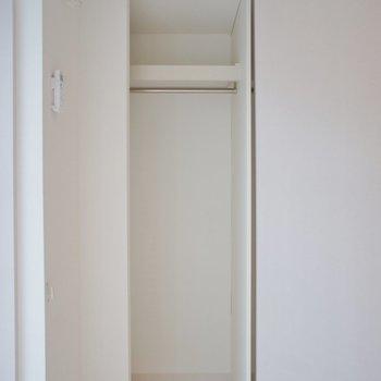 お部屋の収納です。※写真は203号室のもの
