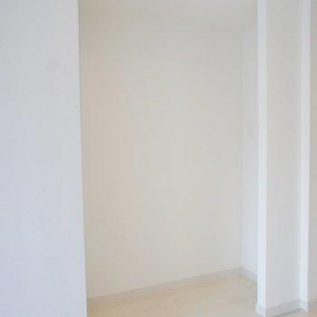 こちらもね。※写真は203号室のもの