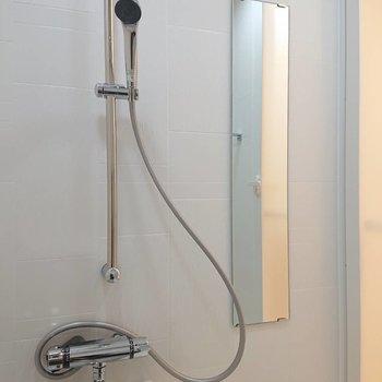 シャワー部分はこんな感じ