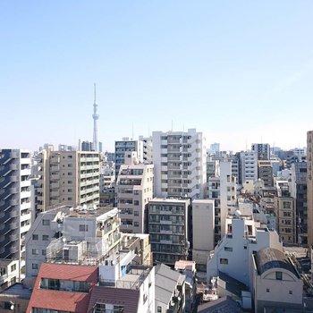 東京スカイツリー!