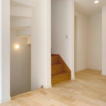 さて、3階に行ってみましょう