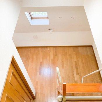 【工事前3F】こっそり屋根裏部屋付き!