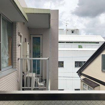 【DK】バルコニーからの眺めです