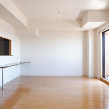 陽当りとても良いです◎※写真は7階の似た間取り別部屋のものです