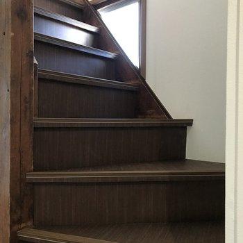 2階へ行ってみましょう!