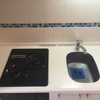 このキッチンと一緒に自炊生活スタート!※写真は前回募集時のものです