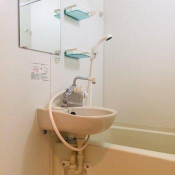 うれしい浴室乾燥付き※写真は前回募集時のものです