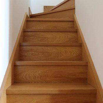 【1階】それでは2階へいってみましょう〜