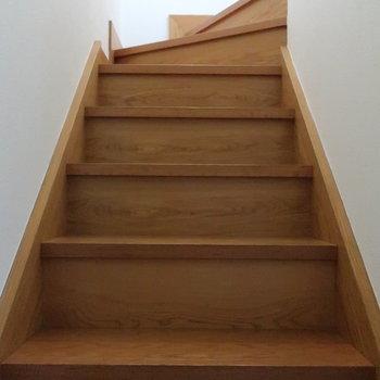 【2階】さらに登ってゆきます