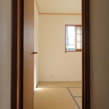 【3階】2階の和室と双子ちゃん