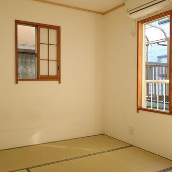 【2階】こちらは畳のお部屋なのです!