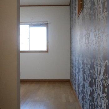 【2階】アジアンテイストな家具も合いそうですね◎