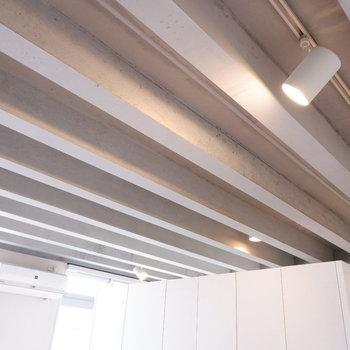 天井が個人的にはお気に入り。