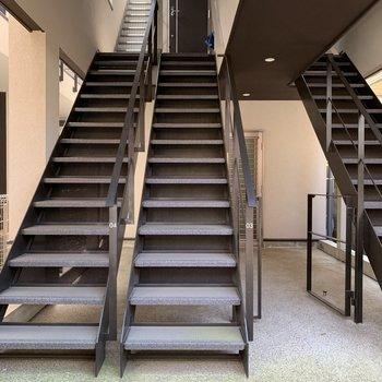 あなた専用の階段です。